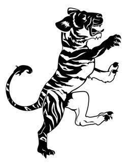 El Tigre en el Horóscopo Chino