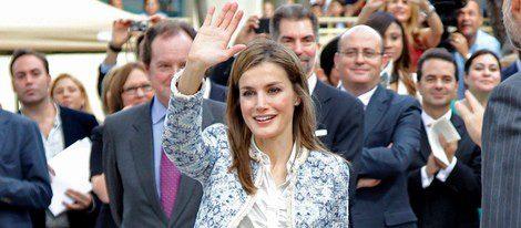 La Princesa de Asturias, Letizia Ortiz, es Virgo