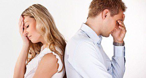 Omite los pequeños defectos y problemas de gastos con tu pareja