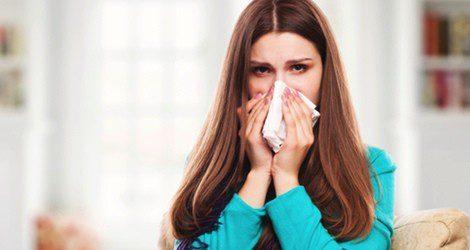 Cuidado con los resfriados