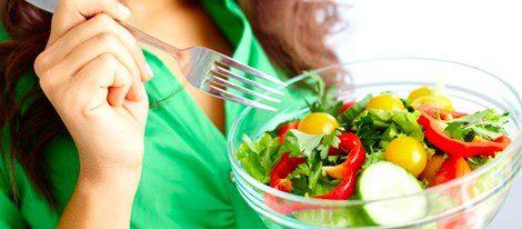 Una dieta equilibrada te ayudará a sentirte mejor