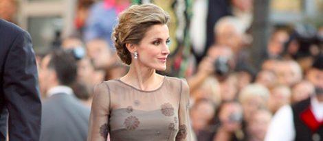La princesa Letizia, una Virgo que vivirá una crisis en 2012
