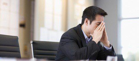 Los problemas de salud serán resultado del estrés y los altibajos