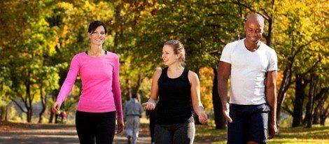 Un poco de deporte será necesario para mantener la salud en mayo