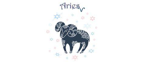Representación signo zodiacal Aries