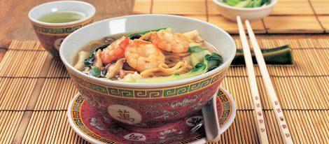 Aprovecha la cultura china para probar nuevas recetas