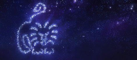 Representación del signo del zodíaco Leo