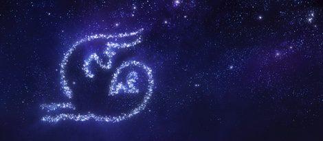 Representación del signo del zodíaco Capricornio