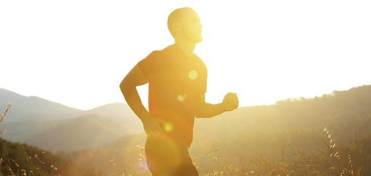 Corre media hora al día para tener una vida más saludable