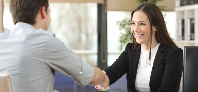 Tus clientes estarán contentos contigo y tus jefes te lo recompensarán