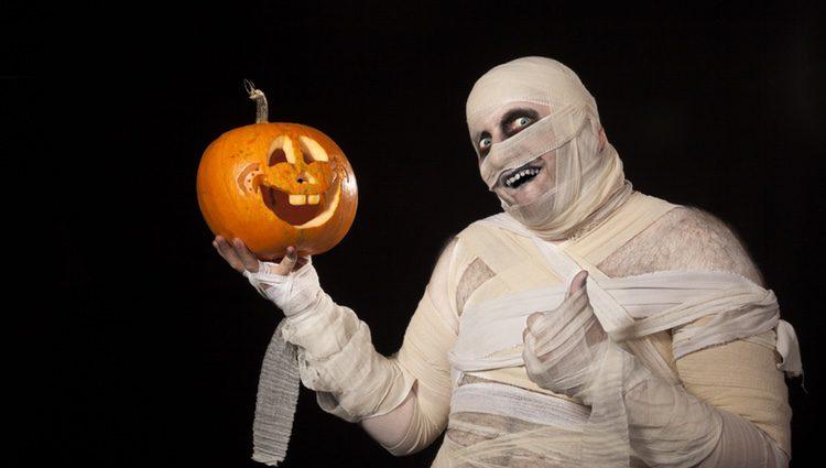 Muchos se han sumado a la moda de los disfraces terroríficos