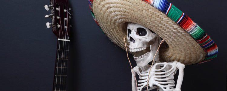 Los festejos del día de los muertos recogen costumbres de diferentes épocas