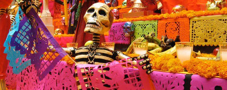 El 2 de noviembre se celebra 'La Alumbrada'