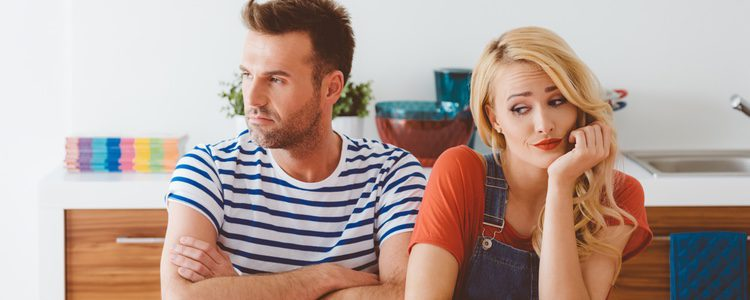 Si surge algún problema con tu pareja es mejor hablarlo, no dejarlo pasar