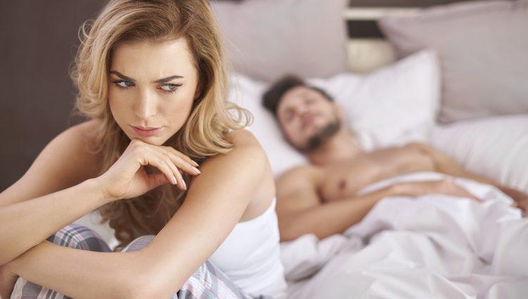 Intenta resolver los problemas con tu pareja y no dejar que hagan daño en la relación