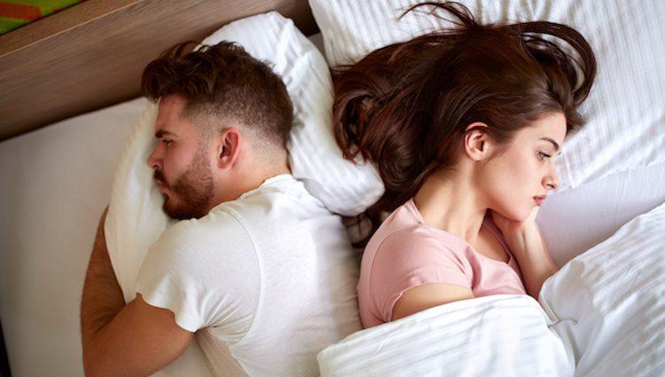 Puede que el sexo con tu pareja no sea lo como al principio