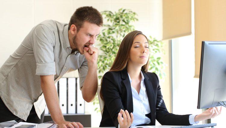 Hay que mantener la profesionalidad en todo momento en el trabajo