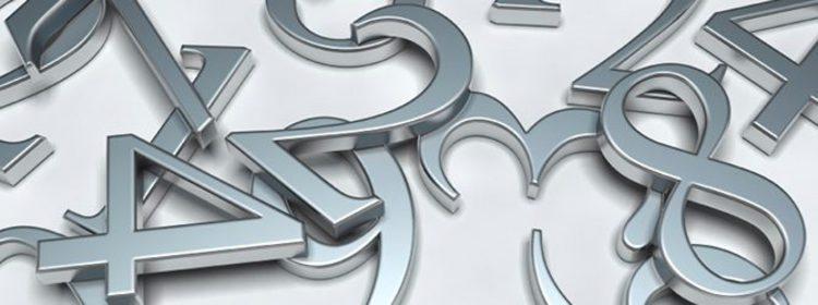 Significado de los números de vibración interna: cuatro, cinco y seis