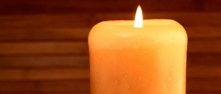 Rituales prohibidos con velas amarillas