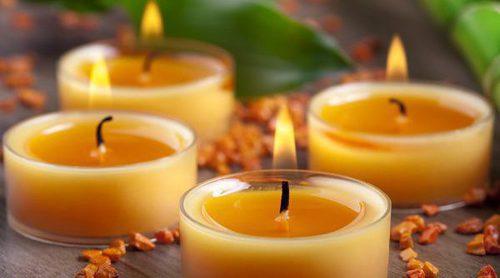 Rituales prohibidos con velas naranjas