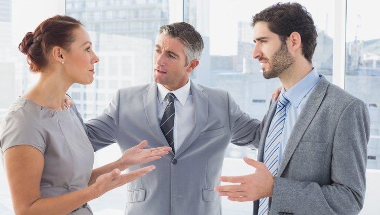 Debe tener paciencia en su trabajo y no entrar en todas las discusiones