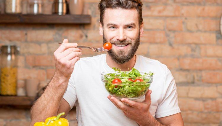 Llevar una dieta saludable hace que te sientas más fuerte