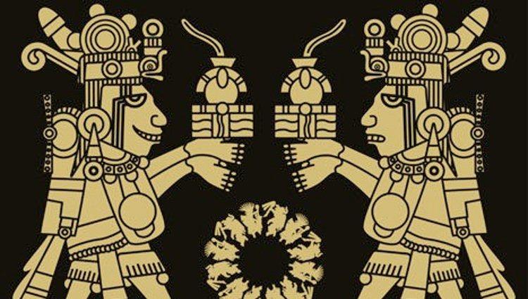 Representación iconográfica maya