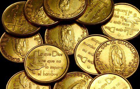 Los rayos de sol cargarán de energía la moneda