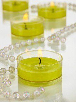 Cada vela debes encenderla con una cerilla en el día de la semana