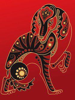 Horóscopo chino Perro son soñadores