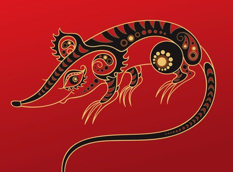 Rata del horóscopo chino