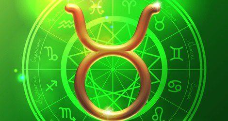 Representación del signo Tauro