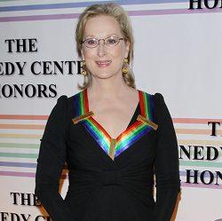 Meryl Streep, número cuatro, idealista y valiente