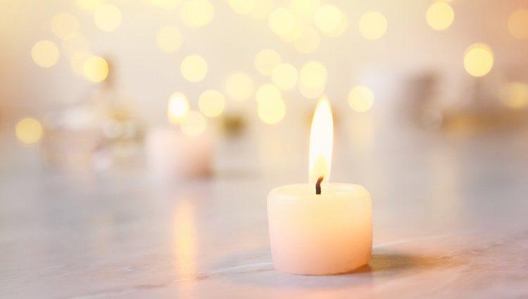 Las velas blancas son para rituales positivos