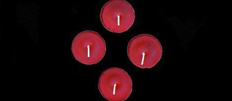 Las velas rojas, útiles para encontrar el amor