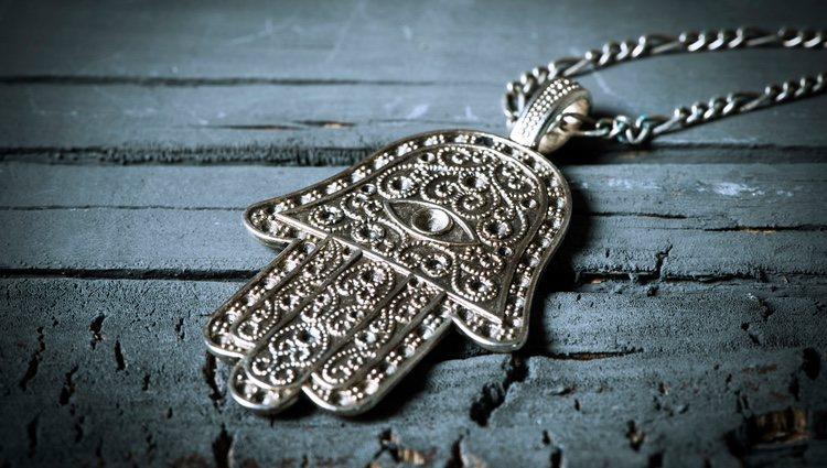 La mano de Fátima es un amuleto protector