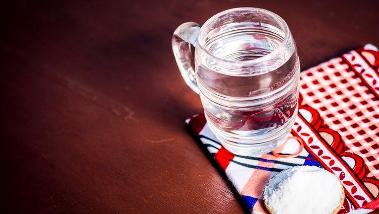 El agua y la sal te ayudarán contra el mal de ojo