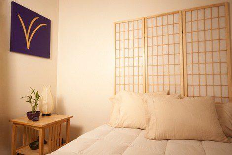 La habitación principal debe estar pintada en tonos claros y colores pastel