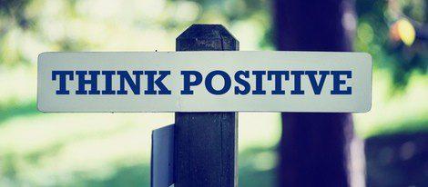 Hay que pensar de manera positiva para mejorar tu destino