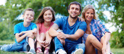Comparte tiempo con la familia