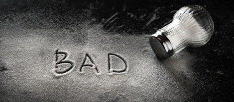 El acto de tirar sal tiene varios significados