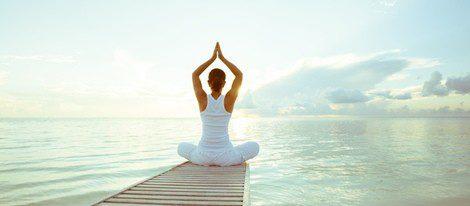 El yoga o la meditación te ayudará a encontrar tu mundo interior
