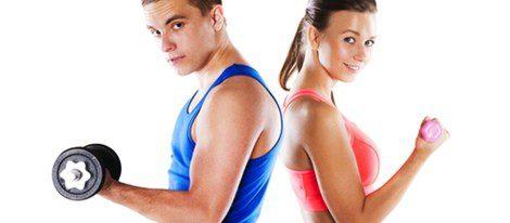 Practicar deporte en compañía es una alternativa para combatir la debilidad del organismo