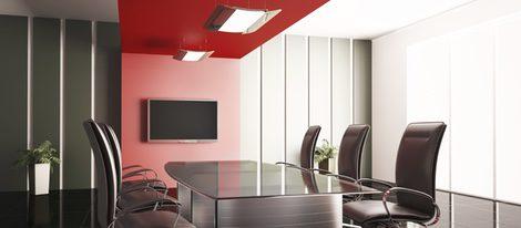 Añade color a tu oficina, juegan un papel muy importante