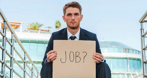 No es un buen mes para buscar trabajo