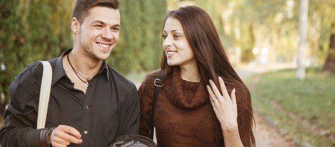 Las mejores parejas son las que además, les une una íntima amistad
