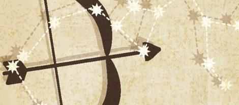 Representación del signo de Sagitario