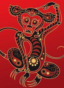 Horoscopo chino, mono