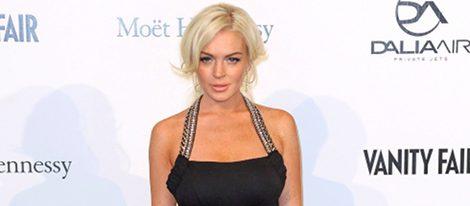 Lindsay Lohan, una Cáncer cuya vida laboral mejora en 2012