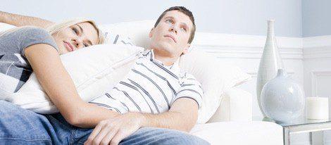 La falta de pasión en la relación es lo que desencadenará futuras dudas